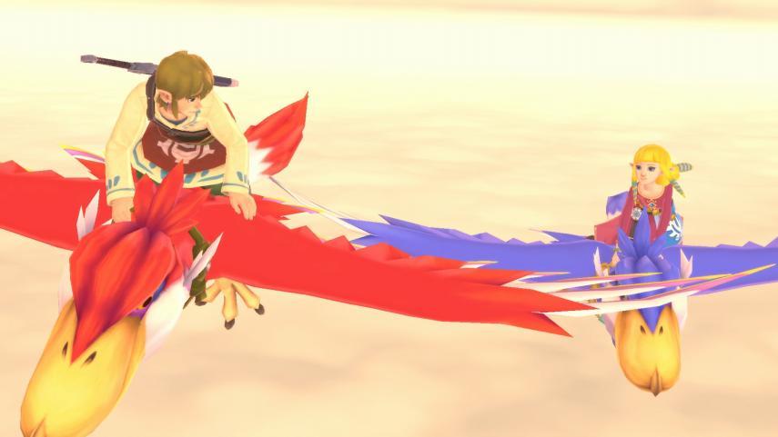 Zelda: Skyward Sword HD tendrá un añadido nuevo en su gameplay 1