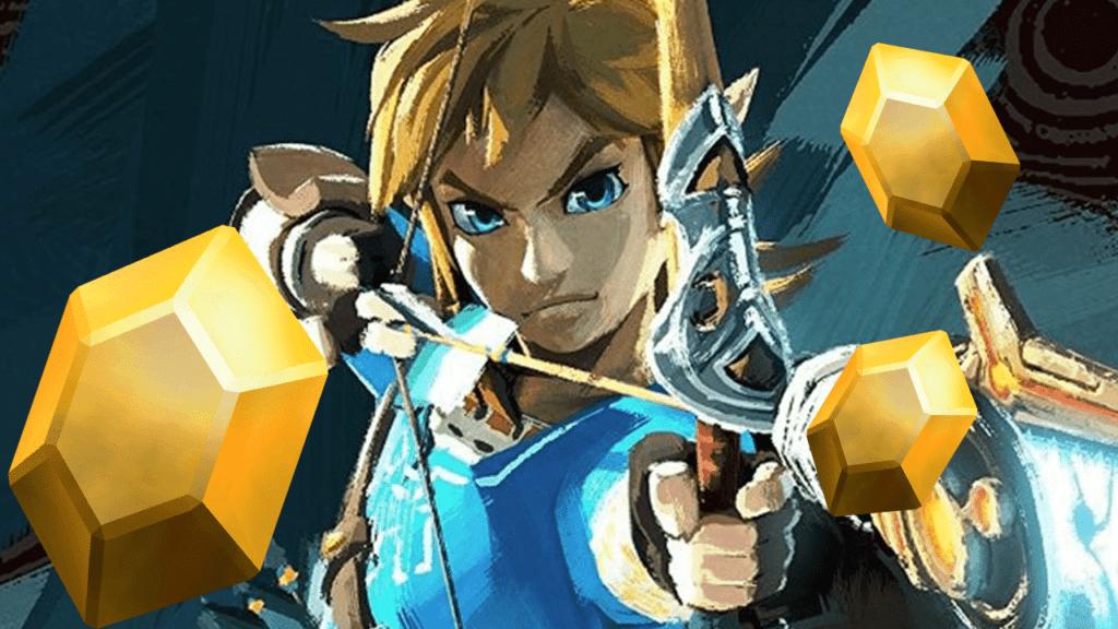 Miyamoto reveló uno de los misterios de The Legend of Zelda... las rupias 3