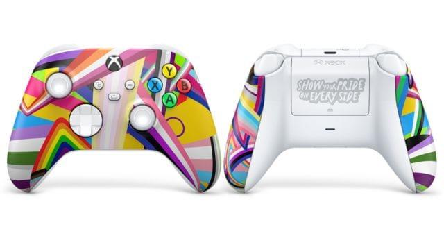 Xbox celebra el mes del Orgullo con un nuevo mando, eventos y diversos regalos 1