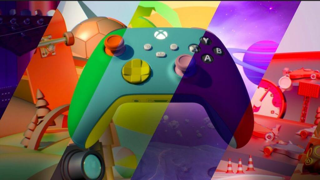 ¡Ya puedes diseñar tu propio mando de Xbox Series X gracias a Xbox Design Lab! 1