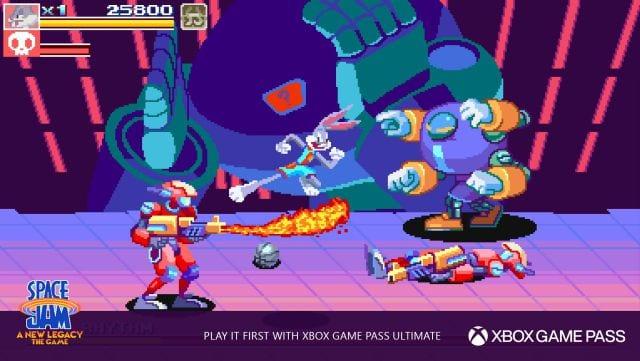 Space Jam: Una Nueva Era dio a conocer los detalles de su juego desarrollado por fans 1