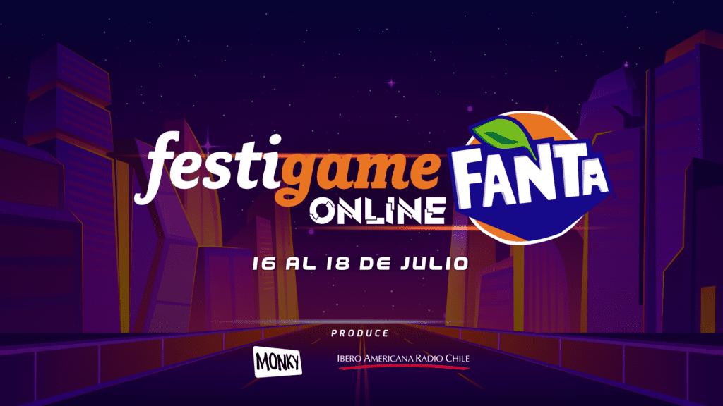 Gana una PlayStation 5, Nintendo Switch, un laptop gamer y mucho más en Festigame Fanta Online 2