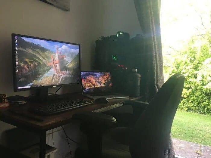 Trabajo ideal: Un fan de los videojuegos de 28 años se gana la vida probando juegos 2