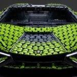 LEGO construyó un Lamborghini de tamaño real con más de 400 mil piezas 3