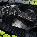 LEGO construyó un Lamborghini de tamaño real con más de 400 mil piezas 2