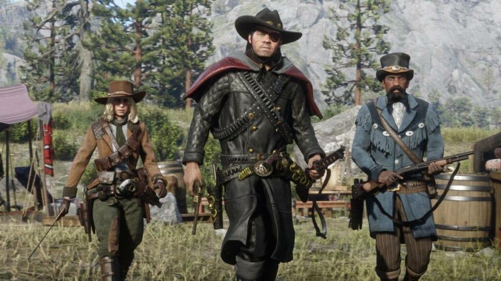Estudio afirma que Red Dead Redemption 2 es educativo por uno de los detalles dentro del juego 2