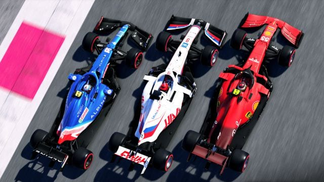 EA Sports y Codemasters presentaron el tráiler de lanzamiento de F1 2021 11