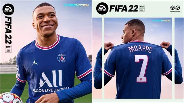 FIFA 22 ya tiene nueva portada: Kylian Mbappé será nuevamente el protagonista de la saga de EA Sports 9