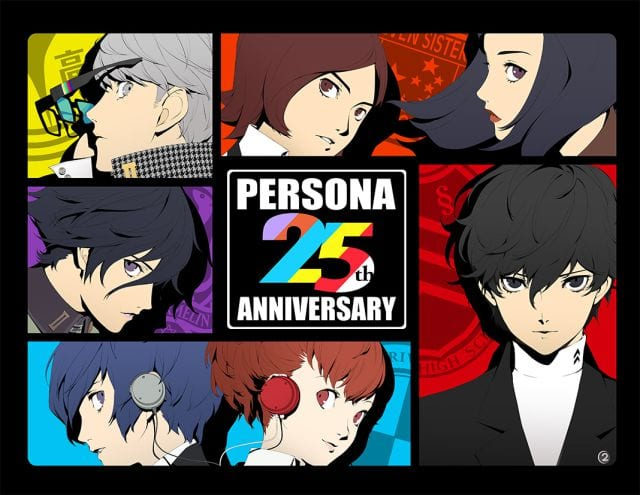 Persona inauguró su web especial para celebrar los 25 años de la saga 14