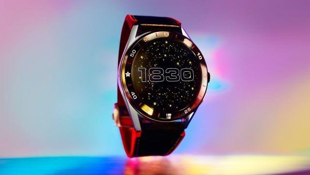 TAG Heuer y Nintendo presentaron el smartwatch oficial de Super Mario 3