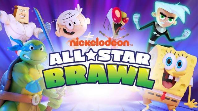 Nickelodeon sorprendió con All-Star Brawl, un juego estilo brawler con Bob Esponja, Las Tortugas Ninjas, entre otros 7