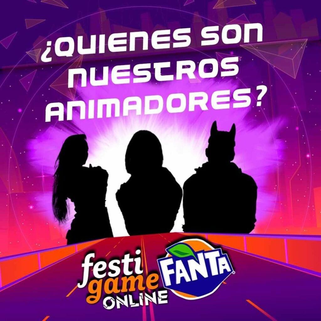 Conoce a los animadores de Festigame Fanta Online 2021 8