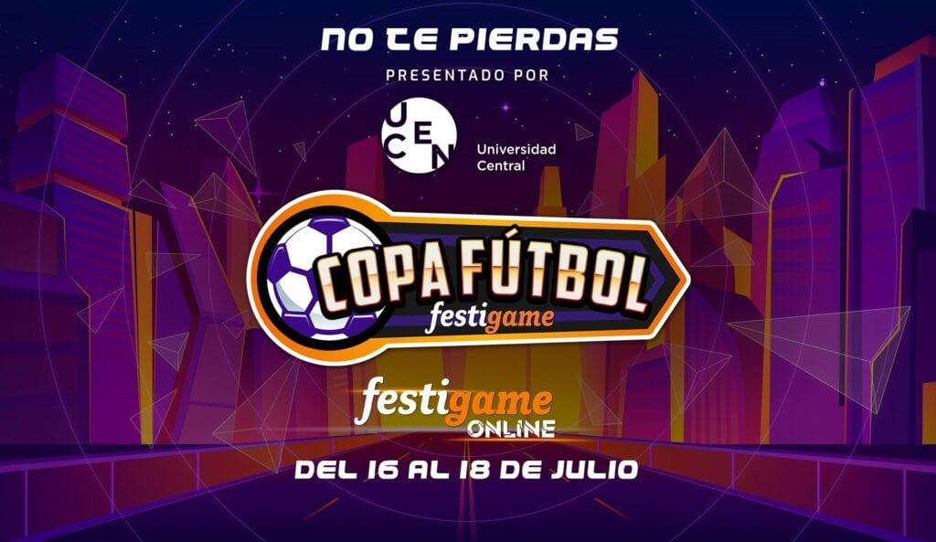 Universidad Central se suma nuevamente a FestiGame Online 2021 3