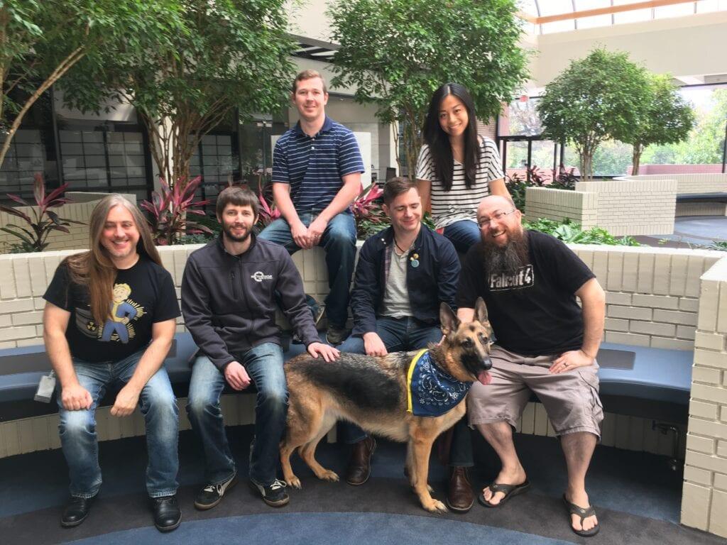 Bethesda donó dinero en honor a la perra fallecida que encarnó a Albóndiga en Fallout 4 7